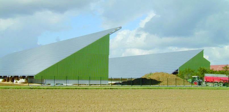 Centrale photovoltaïque intégrée moyenne tension de Saint-Marcel (54)