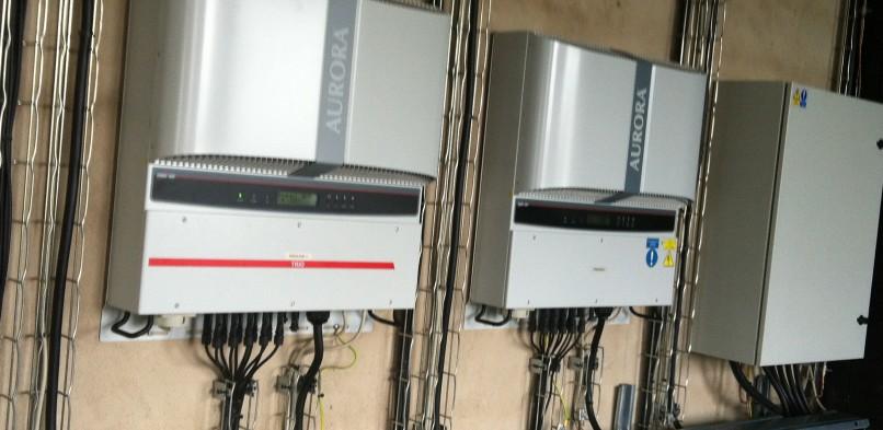 onduleurs string centrale photovoltaïque intégré Alsace